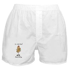 Nuts About Babysitting Boxer Shorts