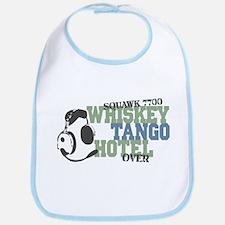 Aviation Whiskey Tango Hotel Bib