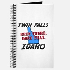 twin falls idaho - been there, done that Journal