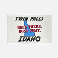 twin falls idaho - been there, done that Rectangle