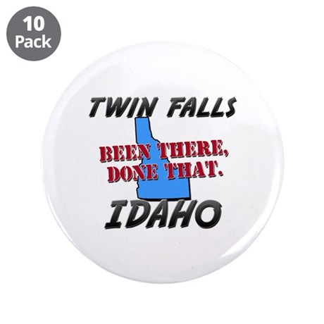 "twin falls idaho - been there, done that 3.5"" Butt"