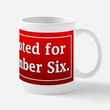 Don't Blame Me! Mug