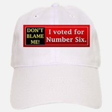 Don't Blame Me! Baseball Baseball Cap