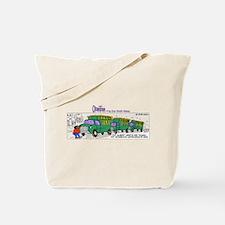 Funny Bill cosby Tote Bag
