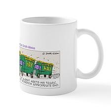 Cute Rage guy Mug