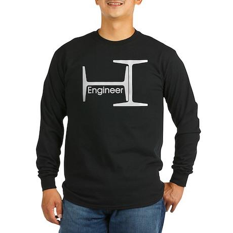 Engineer Long Sleeve Dark T-Shirt