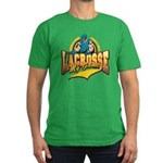 Lacrosse My Game Men's Fitted T-Shirt (dark)