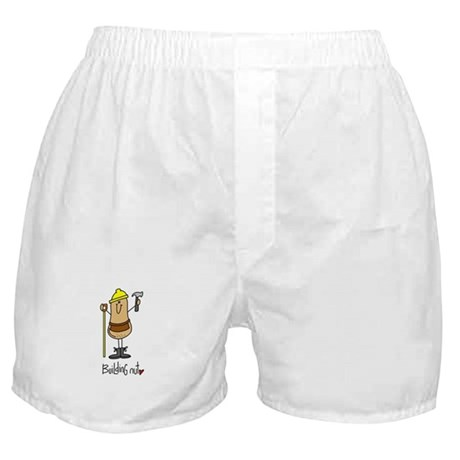 Building Nut Boxer Shorts