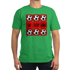 EAT, SLEEP, GOAL T