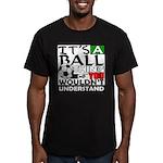 It's a ball thing- Soccer Men's Fitted T-Shirt (da