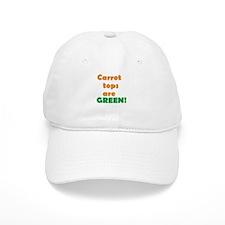 Carrot top Baseball Cap