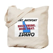 saint anthony idaho - been there, done that Tote B
