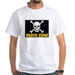 Death Zone White T-Shirt