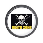 Death Zone Wall Clock