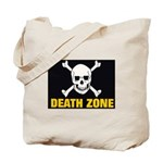 Death Zone Tote Bag