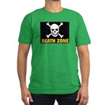 Death Zone Men's Fitted T-Shirt (dark)