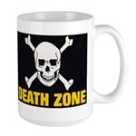 Death Zone Large Mug