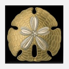 Haeckel Sand Dollar Wall Tile