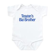 Teagan's Big Brother Infant Bodysuit