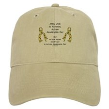 Autism Awareness Day Baseball Cap