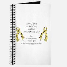 Autism Awareness Day Journal