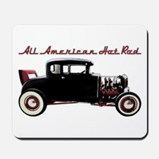 All American-Classic- Mousepad