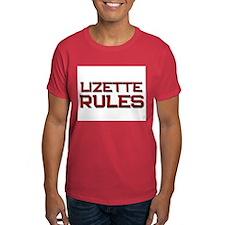 lizette rules T-Shirt