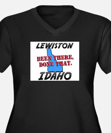 lewiston idaho - been there, done that Women's Plu