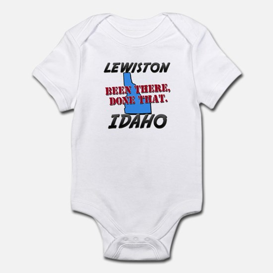 lewiston idaho - been there, done that Infant Body