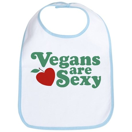 Vegans are Sexy Bib