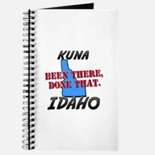 kuna idaho - been there, done that Journal