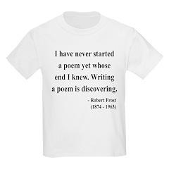 Robert Frost 12 T-Shirt