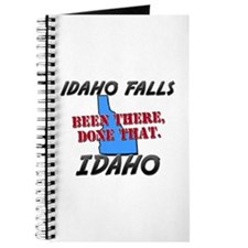 idaho falls idaho - been there, done that Journal