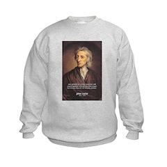 Change and John Locke Sweatshirt