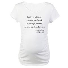 Robert Frost 13 Shirt