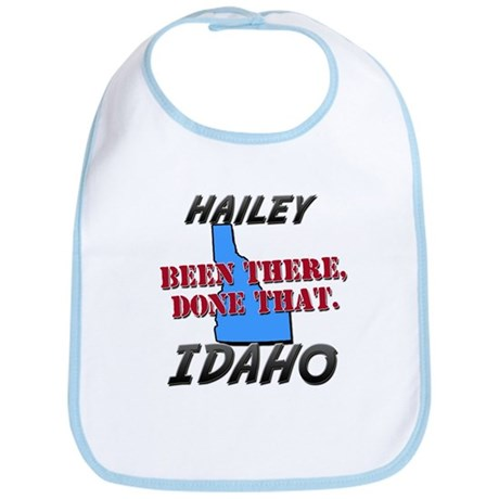 hailey idaho - been there, done that Bib
