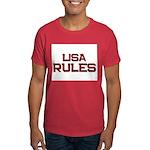 lisa rules Dark T-Shirt