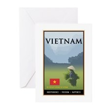 Vietnam Greeting Cards (Pk of 10)