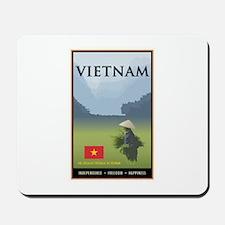 Vietnam Mousepad
