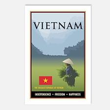 Vietnam Postcards (Package of 8)