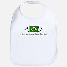 Brazilian Jiu Jitsu - Black Bib