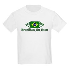 Brazilian Jiu Jitsu - Green T-Shirt
