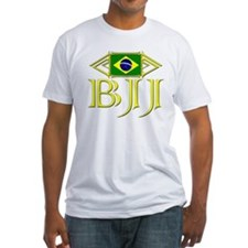 BJJ - Flag - Yellow Shirt