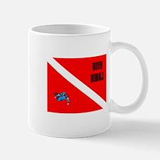 Dive Kwaj (Mug)