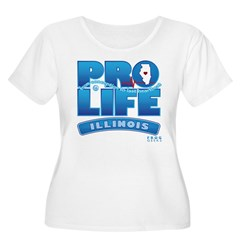Pro-Life, from conception to T-Shirt