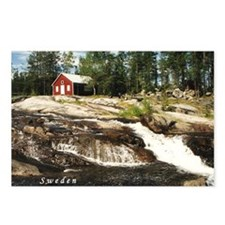 Storforsen Postcards (Package of 8)