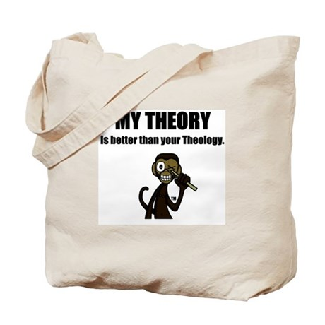 My Theory Tote Bag