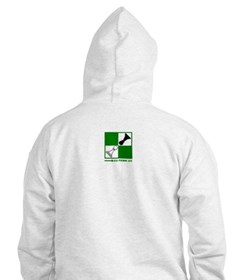 I think therefore I play chess(Hoodie)