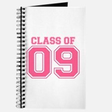 Class Of 09 (Pink Varsity) Journal