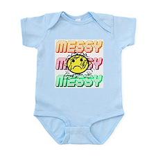 Messy Infant Bodysuit